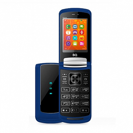 BQ 2405 DREAM DARK BLUE (2 SIM)