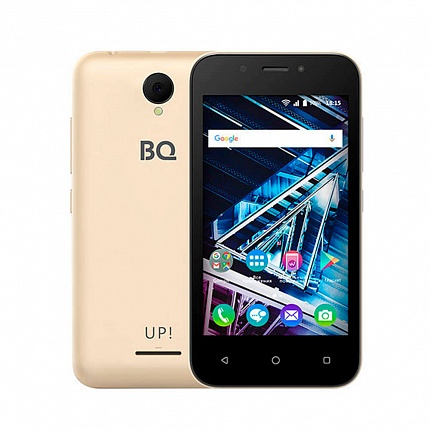 BQ 4028 UP! GOLD (2 SIM, ANDROID)
