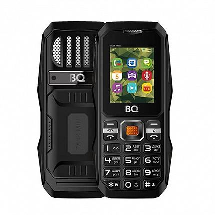 BQ 1842 TANK MINI BLACK (2 SIM)