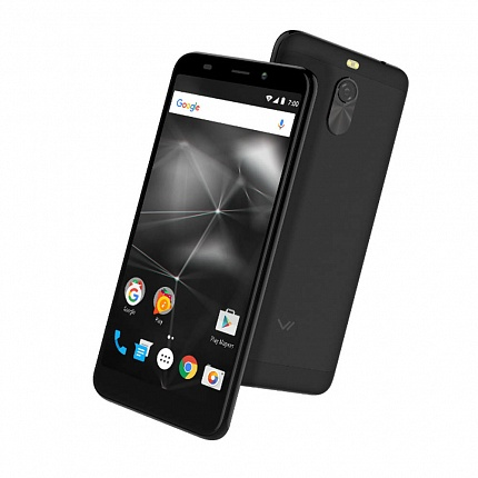 VERTEX IMPRESS NERO LTE BLACK (2 SIM, ANDROID)