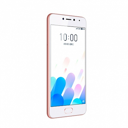 MEIZU M710H M5с 16Gb LTE ROSE GOLD (2 SIM, ANDROID)