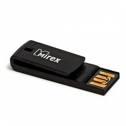 USB 16GB MIREX HOST BLACK