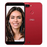 INOI 5i PRO RED (2 SIM, ANDROID)