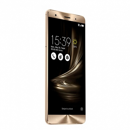ASUS ZENFONE 3 DELUXE ZS570KL 64Gb GOLD LTE (2 SIM, ANDROID)
