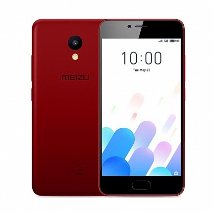MEIZU M710H M5с 16Gb LTE RED (2 SIM, ANDROID)