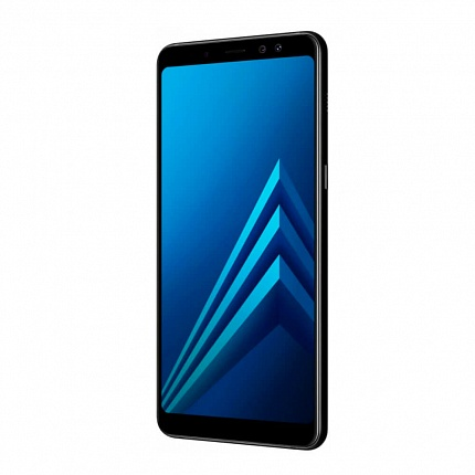 SAMSUNG SM-A730 (GALAXY A8+) BLACK