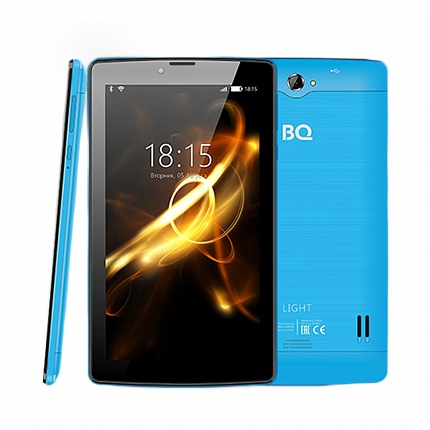 "планшет BQ 7083G LIGHT 7"" 8Gb 3G BLUE"