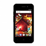 DIGMA HIT Q401 BLACK (2 SIM, ANDROID)