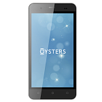 OYSTERS PACIFIC 4G BLACK (2 SIM, ANDROID)