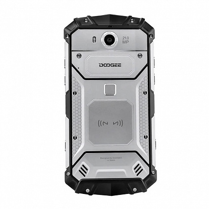 DOOGEE S60 LITE MOONLIGHT SILVER (2 SIM, ANDROID)
