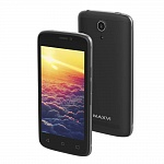 MAXVI MS401 SUNRISE BLACK (2 SIM, ANDROID)
