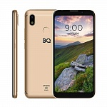 BQ 5535L STRIKE POWER PLUS LTE GOLD (2 SIM, ANDROID)