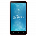 OYSTERS PACIFIC E RED (2 SIM, ANDROID)