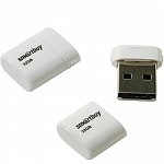 USB 32GB SmartBuy Lara White