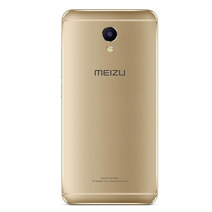 MEIZU M621H M5 NOTE 32Gb LTE GOLD (2 SIM, ANDROID)