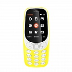 NOKIA 3310 DS TA-1030 YELLOW