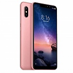 XIAOMI REDMI NOTE 6 PRO 4GB+64Gb LTE ROSE GOLD (2 SIM, ANDROID)