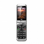 BQ 2807 WONDER DARK GRAY (2 SIM)