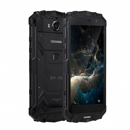 DOOGEE S60 LITE MINERAL BLACK (2 SIM, ANDROID)