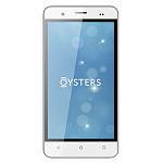 OYSTERS PACIFIC 4G SILVER (2 SIM, ANDROID)