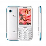 BQ 2808 TELLY WHITE-BLUE (2 SIM)