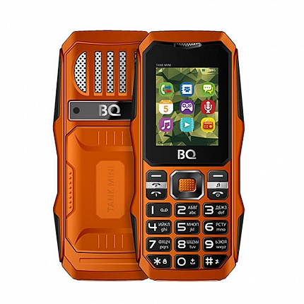 BQ 1842 TANK MINI ORANGE (2 SIM)