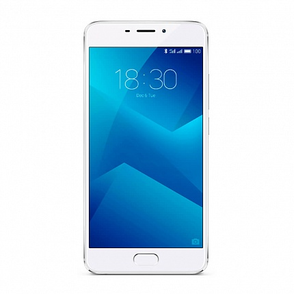 MEIZU M621H M5 NOTE 32Gb LTE SILVER (2 SIM, ANDROID)