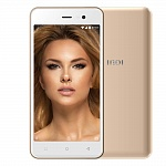 INOI 2 LITE 2019 8GB GOLD (2 SIM, ANDROID)