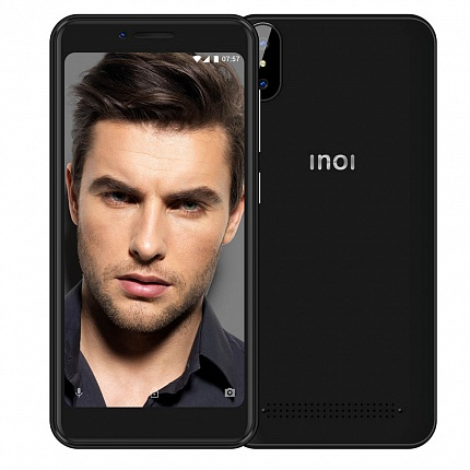 INOI 3 POWER BLACK (2 SIM, ANDROID)