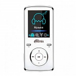 Плеер MP3 RITMIX RF-4950 4Gb White