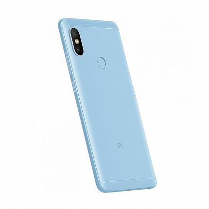 XIAOMI REDMI NOTE 5 32Gb LTE BLUE (2 SIM, ANDROID)