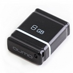 USB 8GB QUMO Nano Black