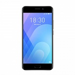 MEIZU M721H M6 NOTE 64Gb LTE BLACK (2 SIM, ANDROID)