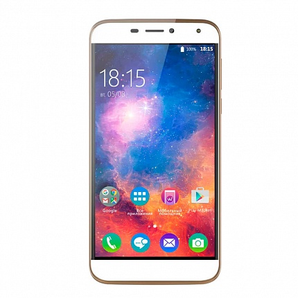 BQ 5520 MERCURY LTE GOLD (2 SIM, ANDROID)