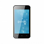 OYSTERS INDIAN V BLACK YELLOW (2 SIM, ANDROID)