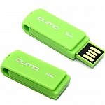 USB 32GB QUMO Twist Pistachio