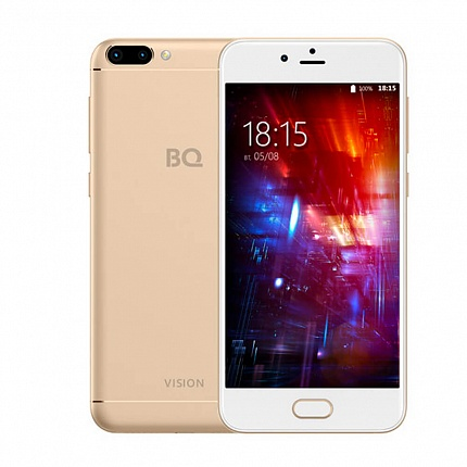 BQ 5203 VISION LTE GOLD (2 SIM, ANDROID)