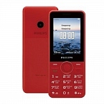 PHILIPS E168 XENIUM RED (2 SIM)