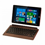 Планшет PRESTIGIO VISCONTE V 10.1` 64GB WIN10 RED BROWN