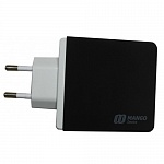 СЗУ Mango Device 4-USB-Port 5.4A (Black,Family-Sized USB charger) XBX-07EB