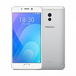 MEIZU M721H M6 NOTE 32Gb LTE SILVER (2 SIM, ANDROID)
