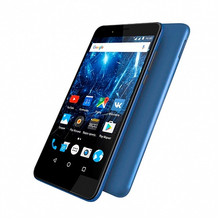 HIGHSCREEN EASY XL PRO LTE BLUE (2 SIM, ANDROID)