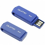 USB 16GB QUMO Twist Cobalt