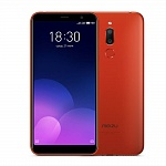 MEIZU M811H M6T 16Gb LTE RED (2 SIM, ANDROID)