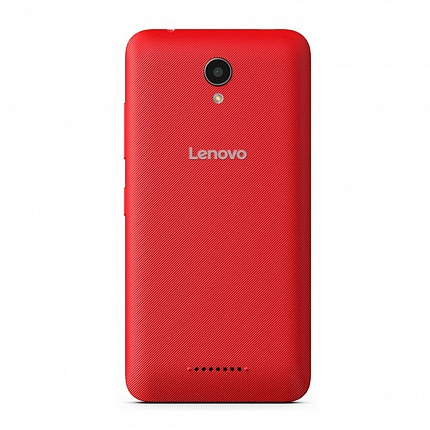 LENOVO A2016 RED LTE (2 SIM, ANDROID)