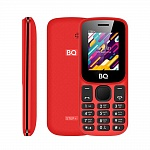 BQ 1848 STEP+ RED (2 SIM)