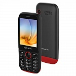 MAXVI K17 BLACK RED (2 SIM)