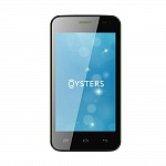 OYSTERS INDIAN V BLACK GREEN (2 SIM, ANDROID)