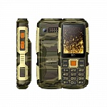 BQ 2430 TANK POWER CAMOUFLAGE GOLD (2 SIM)