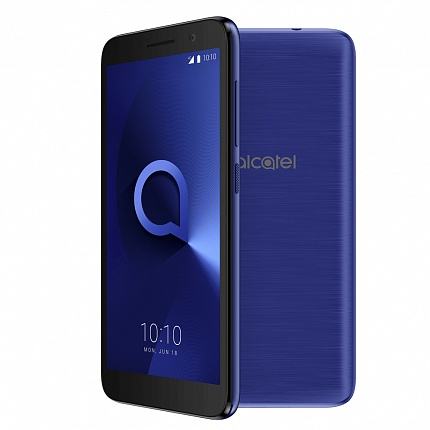 ALCATEL 1 5033D LTE BLUE (2 SIM, ANDROID)